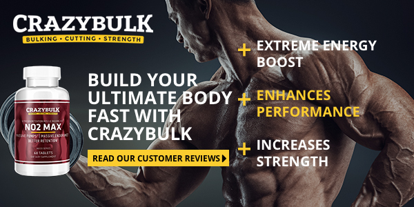 Customer reviews of NO2 Max nitric oxide pills
