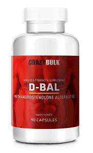 D-bal - safe alternative