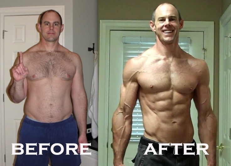 Trenbolone before and after pictures