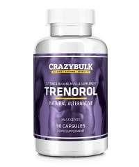 Trenorol from Crazy Bulk - Tren alternative