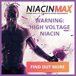 Niacin for bodybuilders
