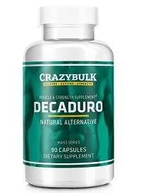 Bottle of DecaDuro