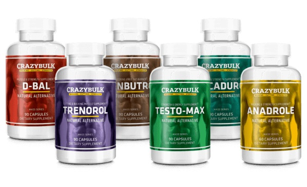 Supplements that are part of this stack