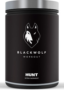 BlackWolf Hunt Intra Workout