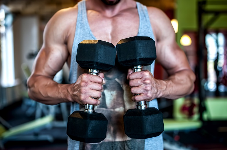 Increase your testosterone by exercising