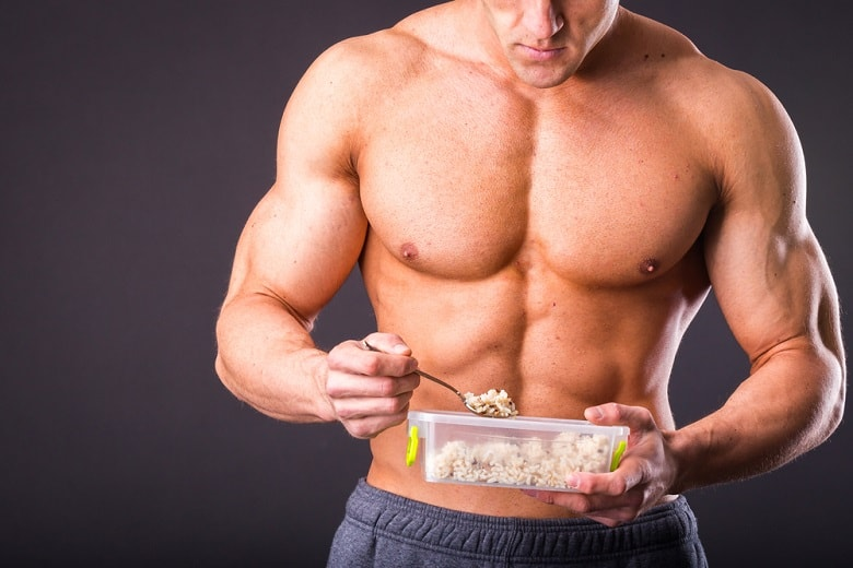 Bodybuilding diet to cut the fat