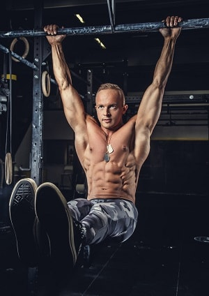 Pull-up us army workout
