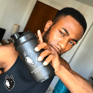 Simeon Beckett - Athlete who uses BW pre workout