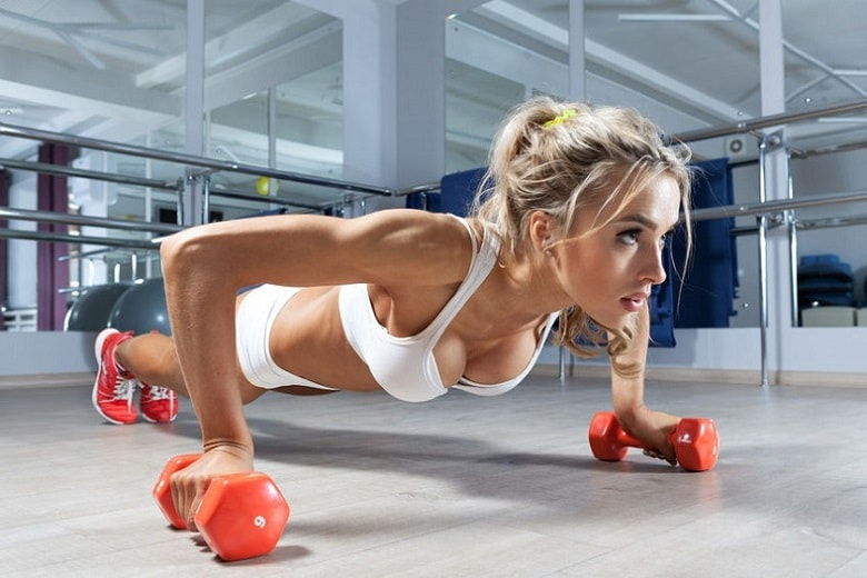 Pro muscle building exercises