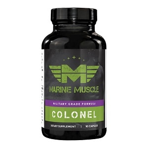 Colonel from Marine Muscle