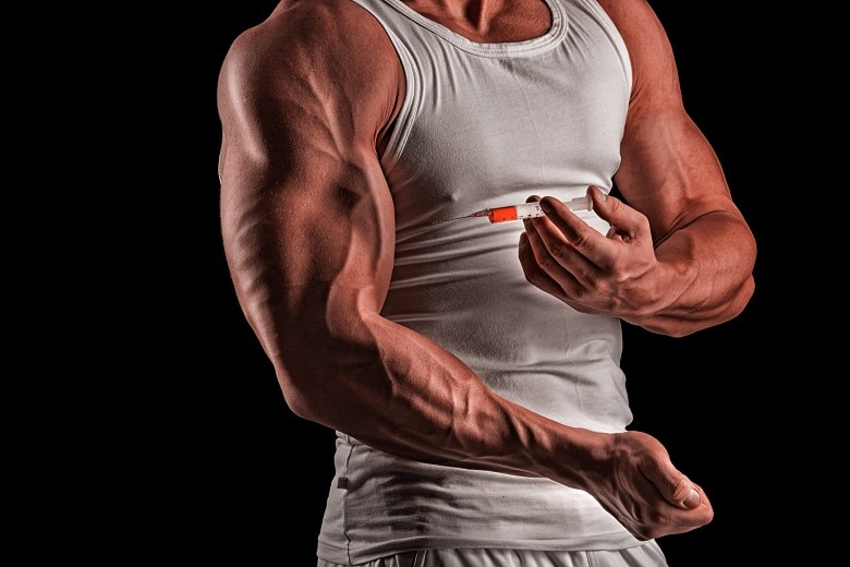 Side effects of Nandrolone steroid use
