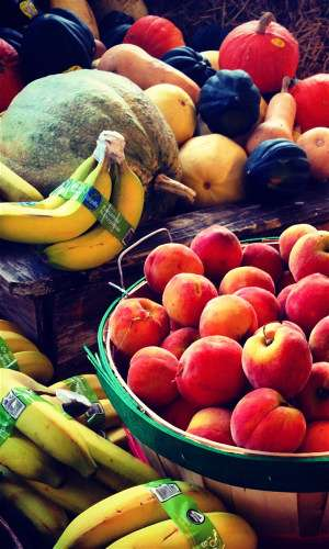 Include fruits in vegan bodybuilding meals