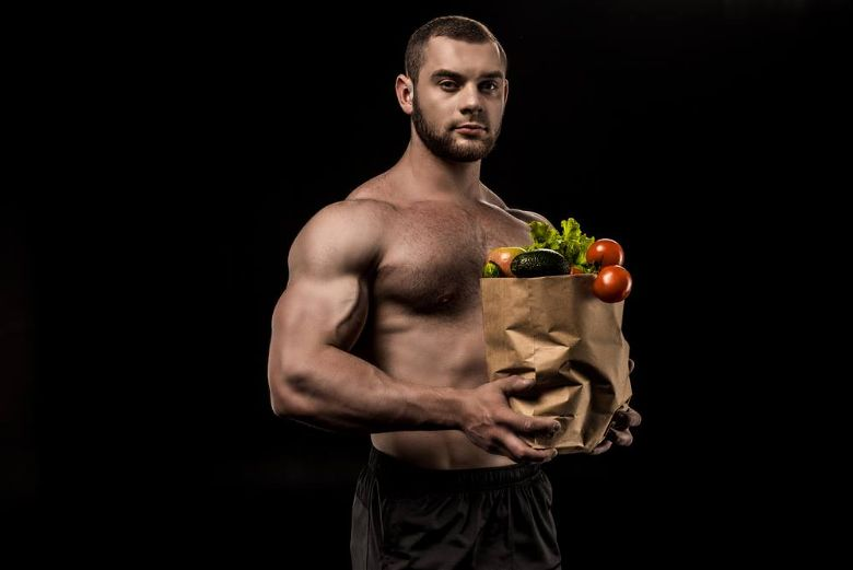 Diet for vegan bodybuilders