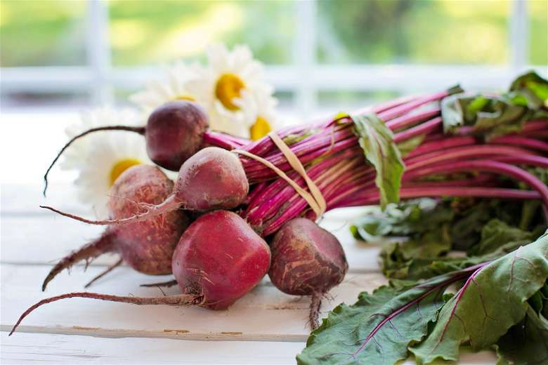 Red beet effectively increase energy