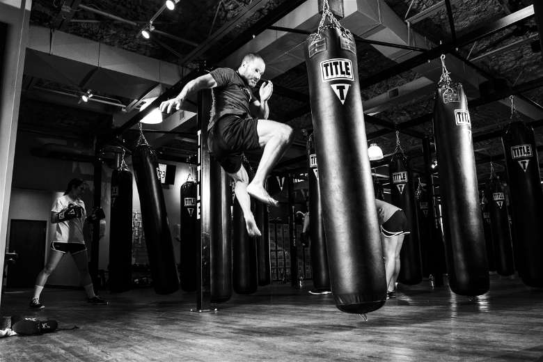 Navy seal routine for combat sports