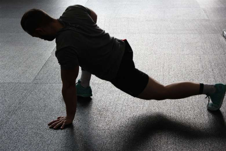 Do warm ups before your bodyweight exercise routine