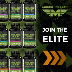 Get the best Marine Muscle deal