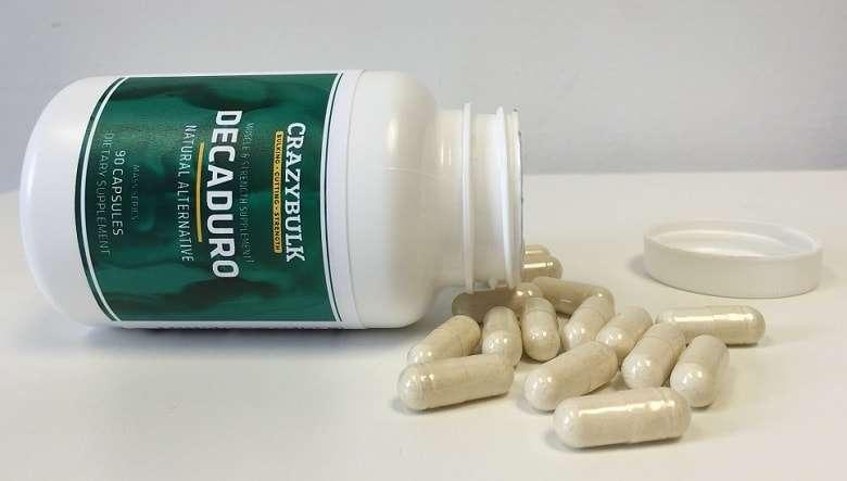 Pills of Deca substitute