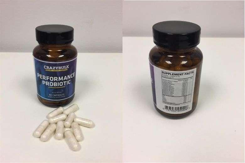 Ingredients uses in Performance Probiotics