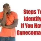 How to identify gynecomastia