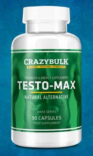 Testosterone supplement with Tribulus Terrestris