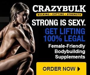 Be strong and sexy with safe supplements