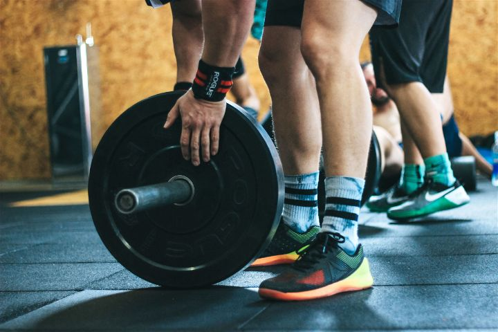Weightlifting requires great cardiovascular health
