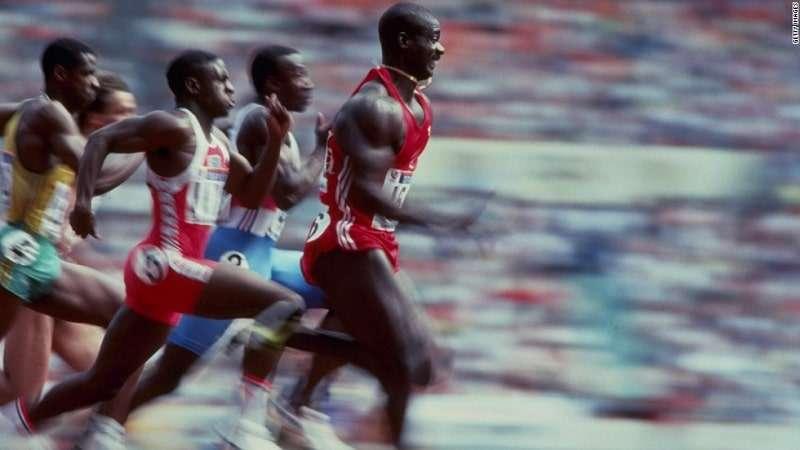 Ben Johnson drugs Seoul olimpics