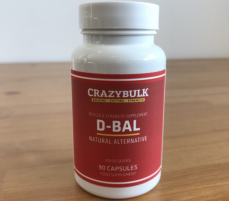 How to take D-Bal from Crazy Bulk
