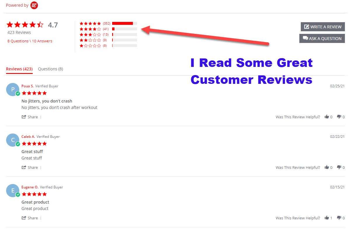 dust x blackstone customer reviews